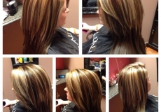 Postepena duga frizura