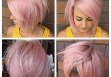 Modena roza frizura