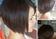 Kratka bob frizura