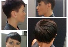 Vrlo kratka frizura