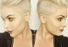 Ultra moderna kratka frizura
