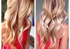 Barbie plava kosa