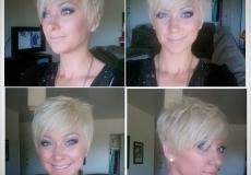 Kratka pixie frizura