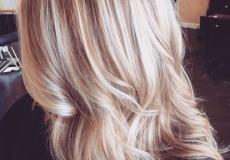 Duga svečana frizura