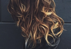 Razbarušena frizura