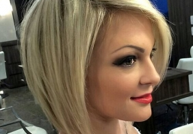 Kratke plave frizure
