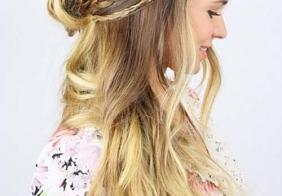 Trendi frizure za dugu kosu