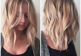 10 balayage frizura za kosu do ramena