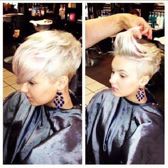 Spuštena ili dignuta frizura