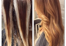 Duga kosa i boja meda