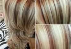 Čokoladno plava kosa