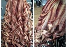 Kovrčava i duga kosa