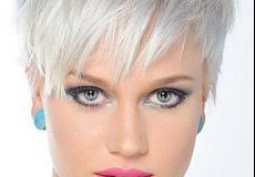 Bijela boja kose