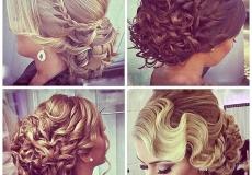 Vjenčane frizure