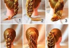 Ekstra svečane frizure