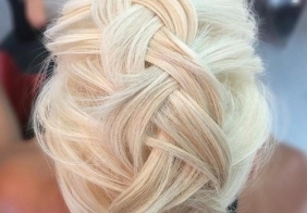 Zabavne frizure za kratku kosu