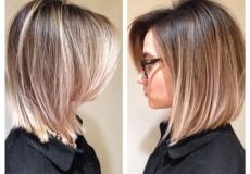 Dvije strane, ista frizura
