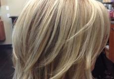 Stepenasta frizura