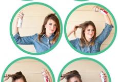 Kako koristiti suhi šampon