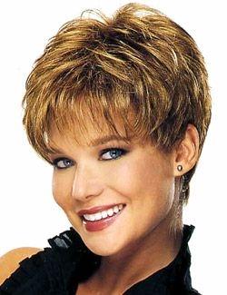 Zlatno medena frizura