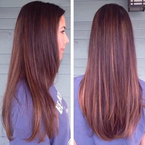 Predivne ombre frizure