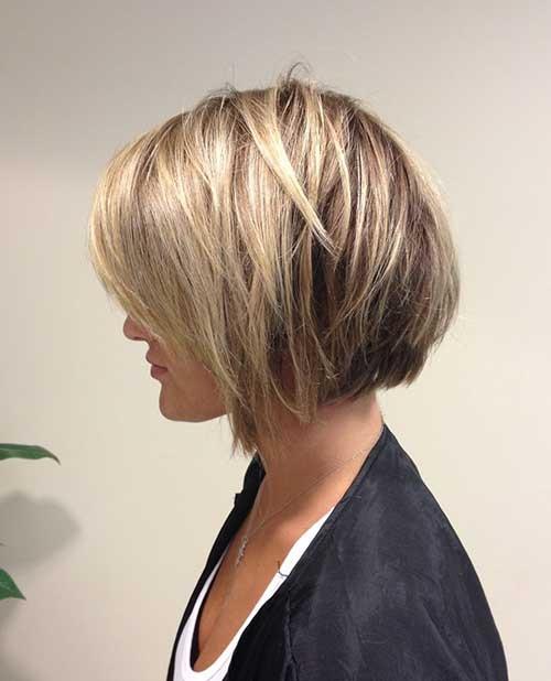 Trendi postepene bob frizure