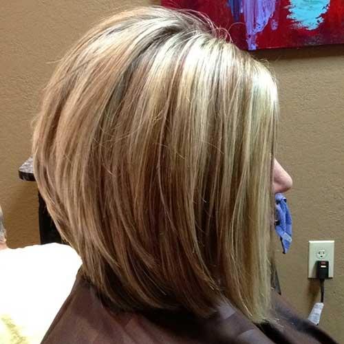 Šik frizure za srednje kratku kosu