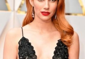 Crvena kosa popularne Emme