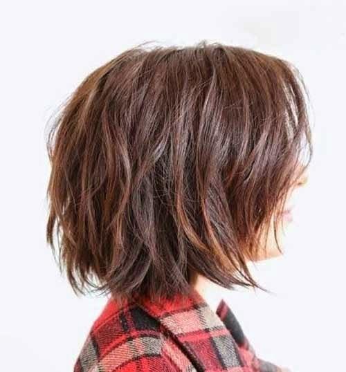 Kratka kosa u rastu