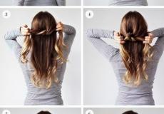 Čvor frizura