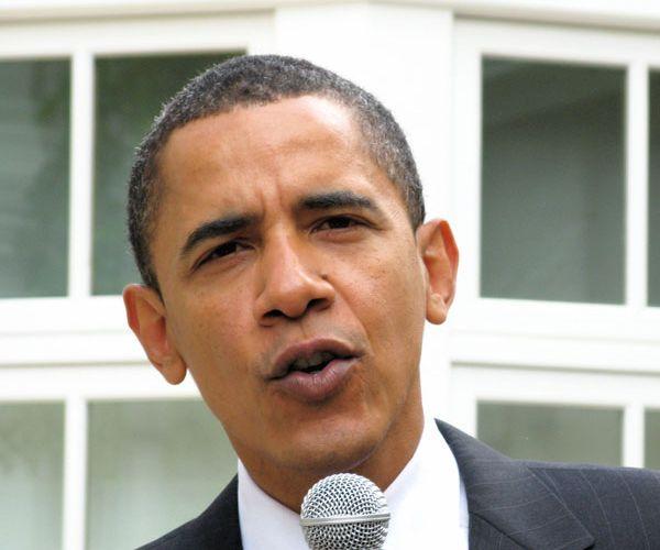 Barrack Obama kratka i pomalo sijeda