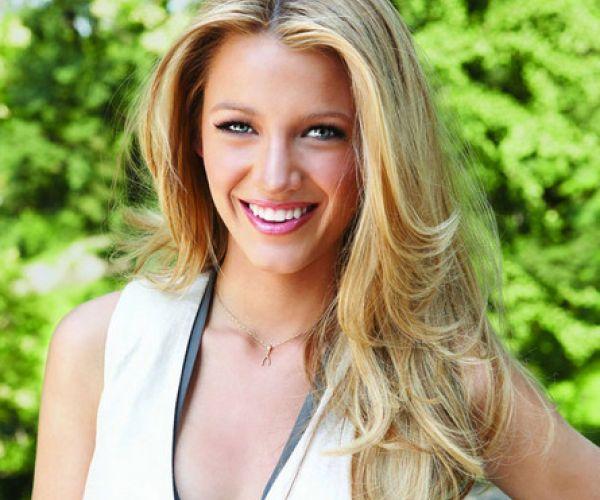 Blake Lively - svakodnevna raspuštena kosa