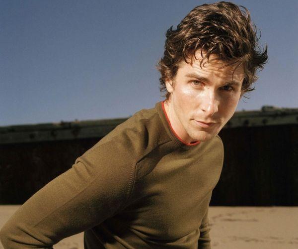 Christian Bale - razbarušena kosa