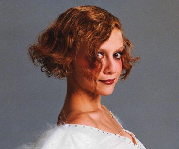 Brittany Murphy - retro kratko