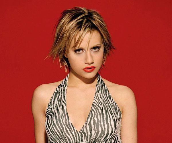 Brittany Murphy - seksi kratka frizura