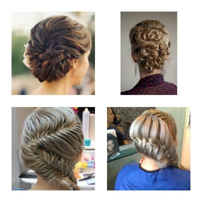 Svečane frizure u četri dijela!