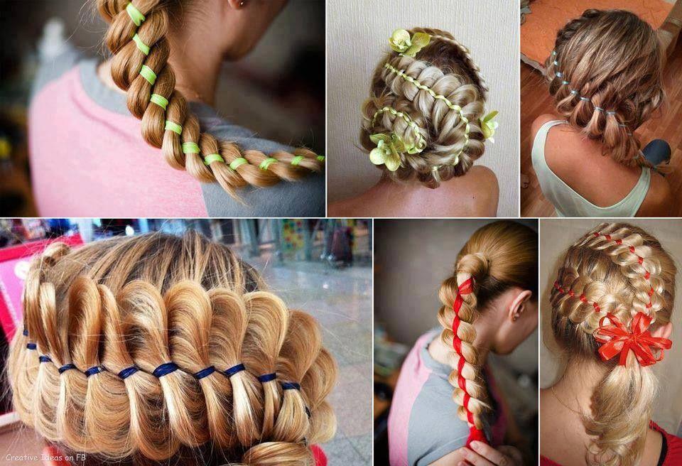 Svila u kosi!