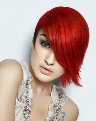 Žarko crvena