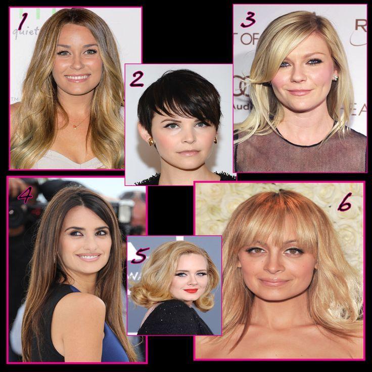 6 frizura za okruglo lice