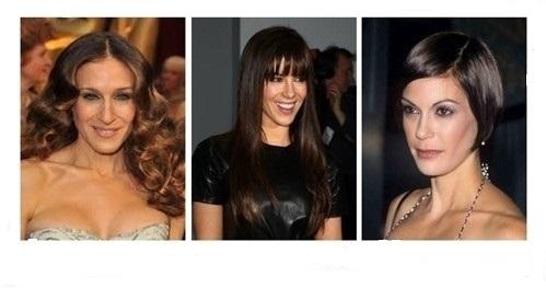 3 frizure za duguljasto lice