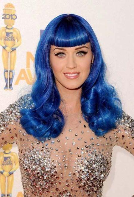 Katy u plavom