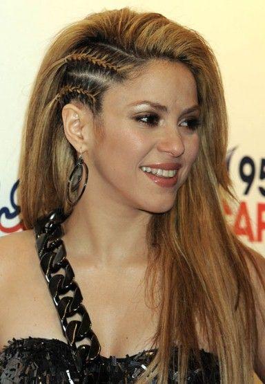 Shakira u rock izdanju