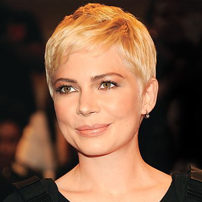 Michelle Williams - plava pixica