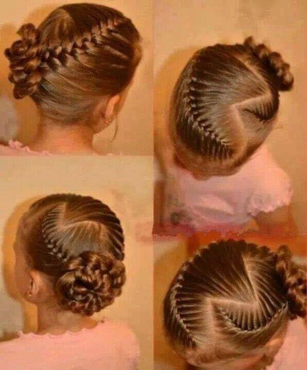 Idealna frizura za djevojčice