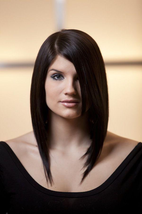 Duga bob frizura