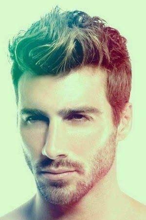 Posebna muška frizura