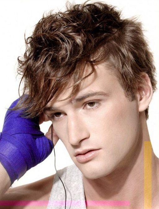 Urbana muška frizura