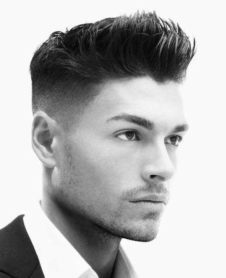 Trendi muška frizura