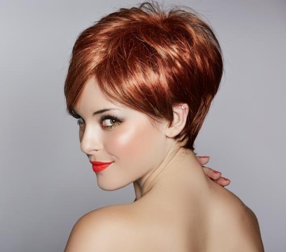 Najljepša crvena frizura