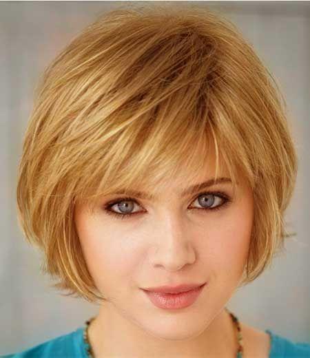 Zlatno plava frizura